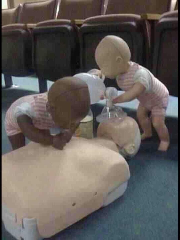 Paediatric Arrest But What About The Parents St Emlyns