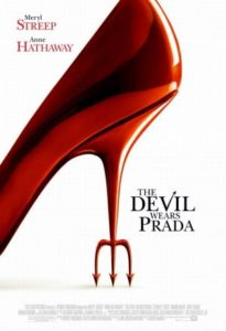 Meryl Streep played a stereotypical view of female leadership in The Devil Wears Prada.