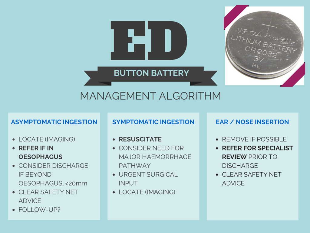 ED MANAGEMENT BUTTON BATTERY-2