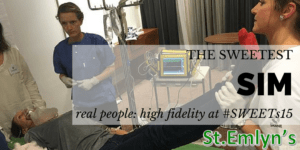 The SWEETest Sim – Real People, High Fidelity at #SWEETs15