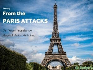 Learning from the Paris Attacks with Dr Youri Yordanov. St.Emlyn's