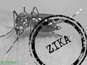 Breaking news: Zika virus update. St.Emlyn's.